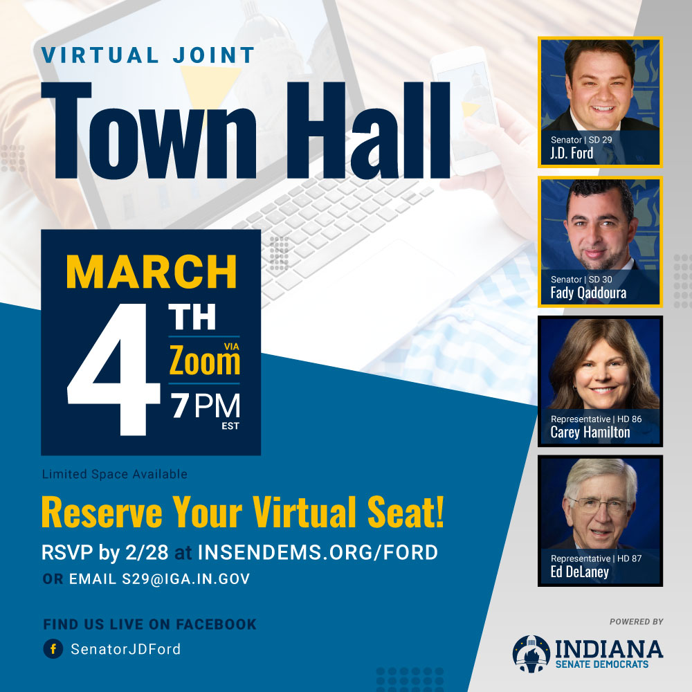 Virtual Joint Town Hall